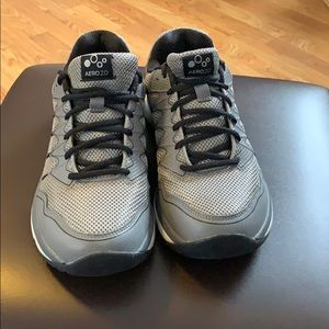 Men's Abeo Aero 2.0 gray and black
